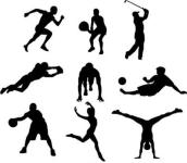 """Английские слова на тему """"Спорт"""""""